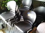 Lot: 01 - (16) Plastic Chairs