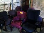 Lot: 07 - (8) Office Chairs