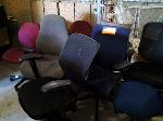 Lot: 09 - (9) Office Chairs