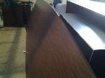 Lot: 13 - Conference Table & (2) Tables
