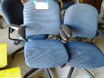 Lot: 15 - (5) Office Chairs