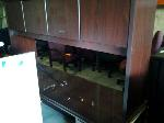 Lot: 16 - Table & Credenza