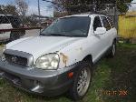 Lot: 02 - 2002 Hyundai Santa Fe SUV