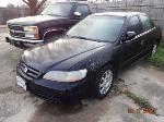 Lot: 07 - 2002 Honda Accord - Key