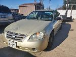 Lot: 4876 - 2003 Nissan Altima