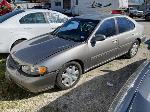 Lot: 1 - 2001 Nissan Altima GXE - Key