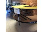 Lot: M-7 - (6) U-Shape Tables