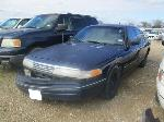 Lot: 0302-06 - 1993 FORD CROWN VICTORIA