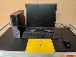 Lot: 01 - Dell Optiplex Desktop Computer Bundle - 01