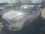 Lot: 6 - 2013 FORD FUSION - KEY / STARTED