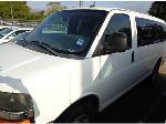 Lot: 4 - 2012 Chevrolet Express Van- 11 passenger - KEY