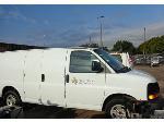 Lot: 7 - 2007 Chevrolet 1500 Cargo Van - KEY