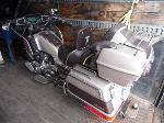 Lot: A7772 - 1985 Honda Goldwing Aspencade Motorcycle