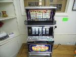 Lot: A7775 - IGT Double 777 Red Hot Slot Machine
