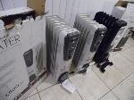 Lot: A7776 - (3) Large Room 1500w Radiator Heaters