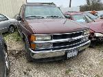 Lot: 662 - 1998 GMC C1500 PICKUP - KEY / RUNS
