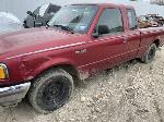 Lot: 673 - 1995 FORD RANGER PICKUP - KEY / RUNS