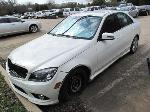 Lot: 19-3190  - 2010 MERCEDES-BENZ C300