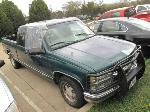 Lot: 19-32066 - 1998 CHEVROLET C1500 PICKUP
