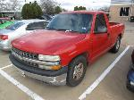 Lot: 19-3278  - 2000 CHEVROLET SILVERADO PICKUP