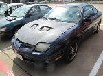 Lot: 19-3279  - 2001 PONTIAC SUNFIRE