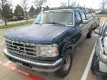 Lot: 19-3343  - 1996 FORD F-350 PICKUP