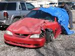 Lot: 13 - 1998 FORD MUSTANG