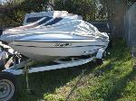 Lot: 39 - 2005 EZ TRAILER WITH BOAT