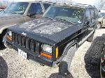 Lot: B808182 - 2001 JEEP CHEROKEE SUV