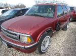 Lot: B904439 - 2002 CHEVROLET BLAZER SUV