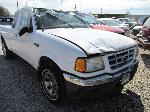 Lot: B908216 - 2002 FORD RANGER PICKUP - KEY