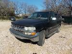 Lot: 8 - 2001 CHEVY TAHOE SUV