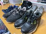 Lot: 687 - (10 PAIRS) of NIKE SHOES