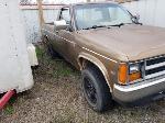 Lot: 14 - 1988 Dodge Dakota Pickup - Key