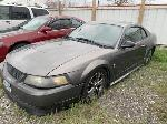 Lot: 17 - 2003 Ford Mustang - Key