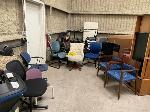 Lot: 3574 - (10 PIECES) OF FURNITURE
