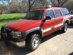 Lot: 4-03904 - 2003 CHEV SUBURBAN 2500 SUV