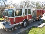 Lot: 9-20065 - 2000 SPARTAN PUMPER FIRE TRUCK