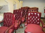 Lot: 34.SP - (8) ROLLING EXECUTIVE CHAIRS