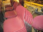 Lot: 40.SP - (25) STACKING CHAIRS