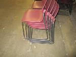 Lot: 42.SP - (35) STACKING CHAIRS