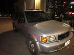 Lot: 9 - 1999 HONDA PASSPORT SUV - KEY / RUNS & DRIVES