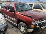 Lot: 10-S241161 - 2003 CHEVY TAHOE SUV