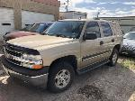 Lot: 13-S240790 - 2005 CHEVY TAHOE SUV