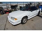 Lot: 13-70857 - 1987 Ford Mustang - Key