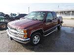 Lot: 21-70224 - 1998 Chevrolet C1500 Pickup - Key