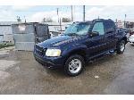 Lot: 28-70557 - 2003 Ford Explorer Sport Trac Pickup