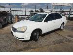 Lot: 30-70225 - 2005 Chevrolet Malibu