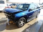 Lot: C0010256 - 2003 CHEVROLET TRAILBLAZER SUV - KEY / STARTED & RAN