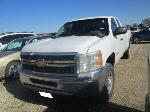 Lot: 0316-04 - 2013 CHEVROLET SILVERADO PICKUP
